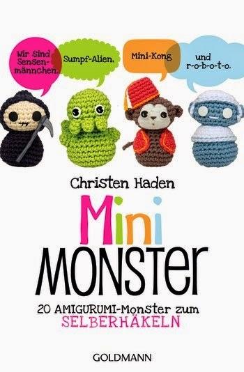 Cocolinchen Mini Monster 20 Amigurumi Monster Zum Selberhäkeln