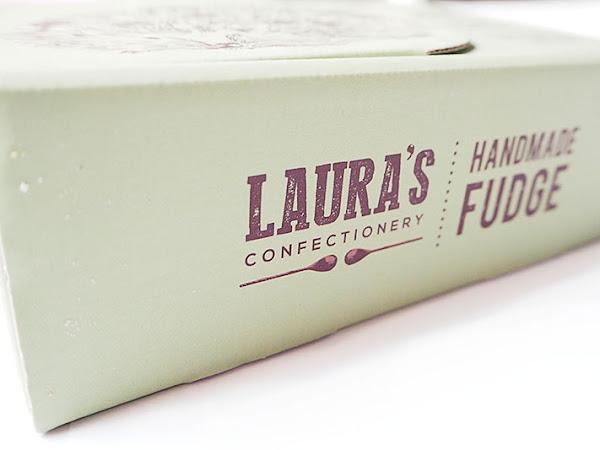 Laura's Fudge: The Best Fudge in the World.
