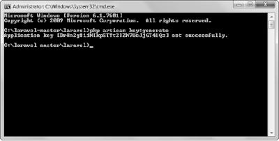 Struktur Aplikasi Laravel dan Cara Konfigurasi Laravel