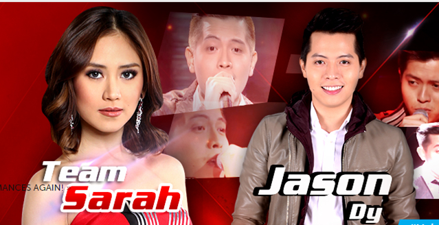Jason Dy sings 'Wrecking Ball' with Charice on The Voice PH' Grand Finals
