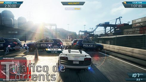 Baixar a Screen Need For Speed Most Wanted PC