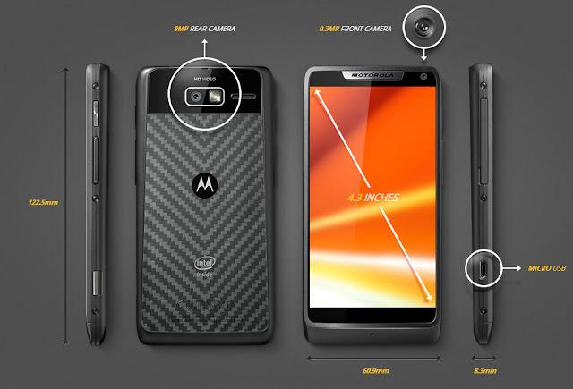 Motorola Razor I