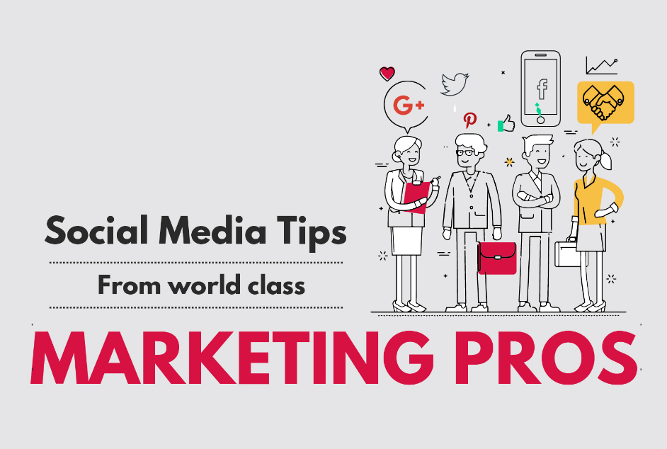 Social Media Marketing Hacks and Tips From the Experts - infographic