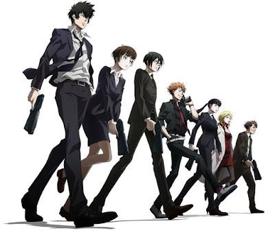 Rekomendasi Anime Kepolisian