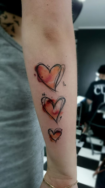 15 Amazing Heart Tattoo Ideas