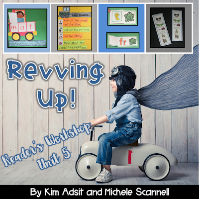 https://www.teacherspayteachers.com/Product/Readers-Workshop-Unit-5-Revving-Up-by-Kim-Adsit-and-Michele-Scannell-340628
