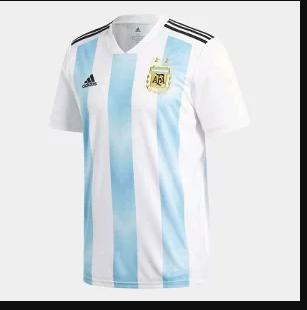 kaos timnas argentina 2018