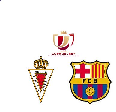 Murcia vs Barcelona highlights | Copa Del Rey