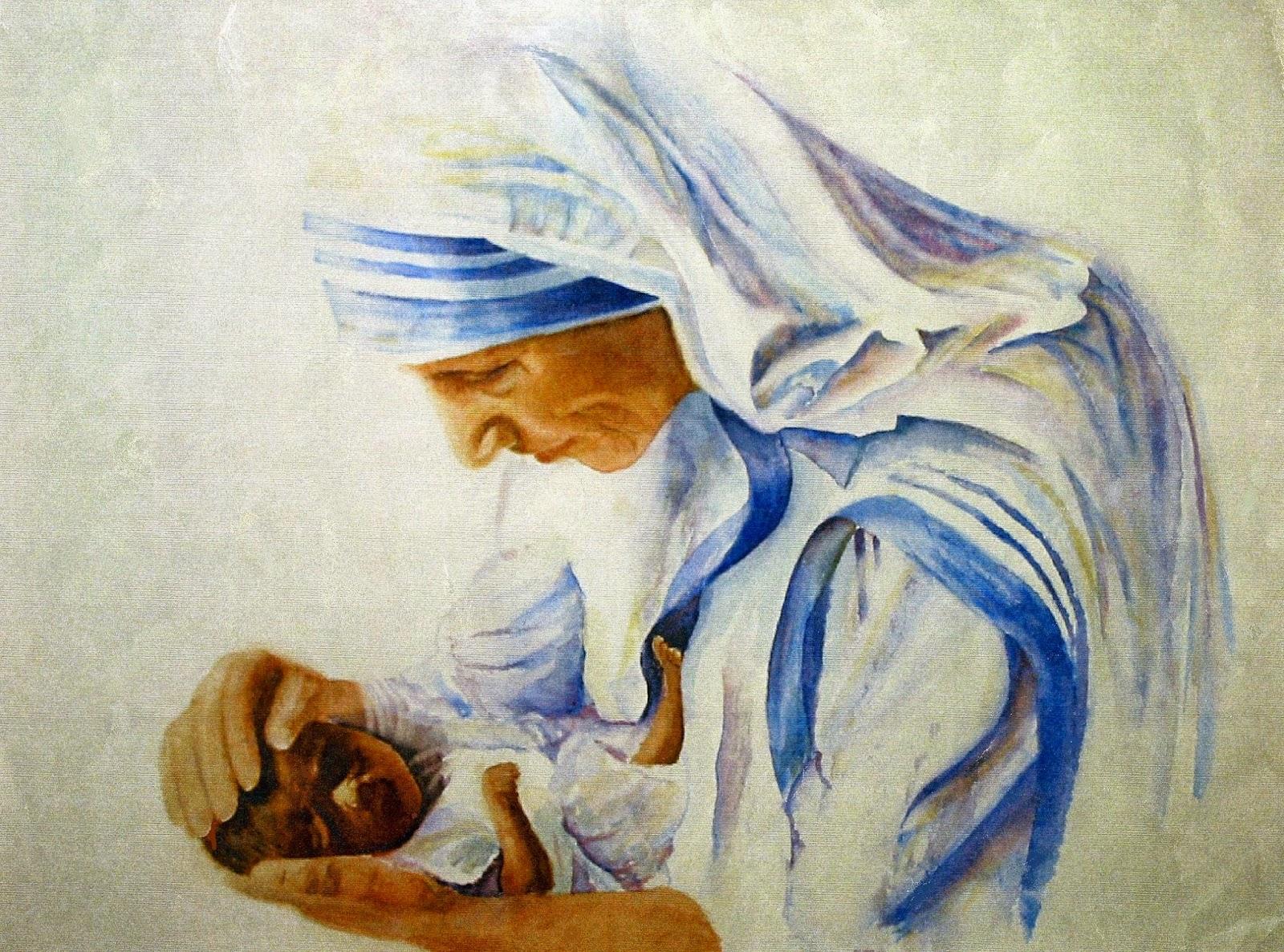 """Teréz anya 8 """"parancsolata"""""""