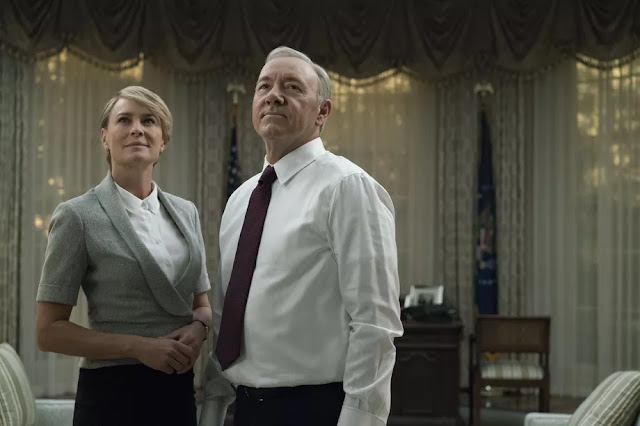 Análise House of Cards: 5ª Temporada