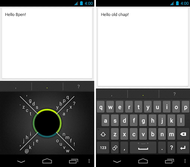 8pen android keyboard review