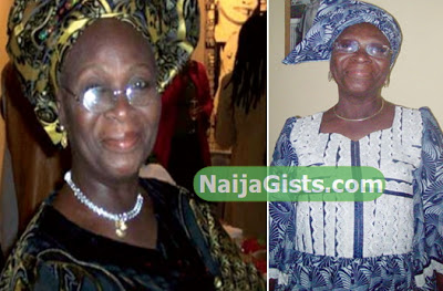 bukky ajayi died heart attack