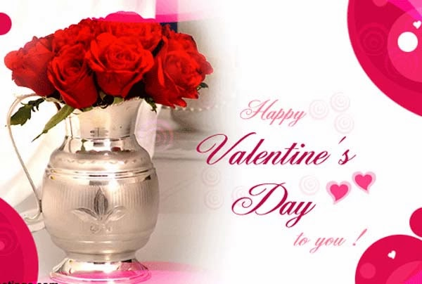 Romantic valentine ecards template for girlfriends hd collection happy valentines day to you card for friends m4hsunfo Choice Image