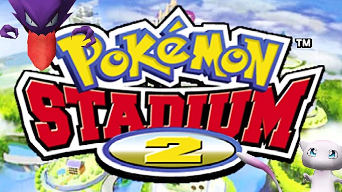 Pokemon stadium 1 & 2 with Emulator