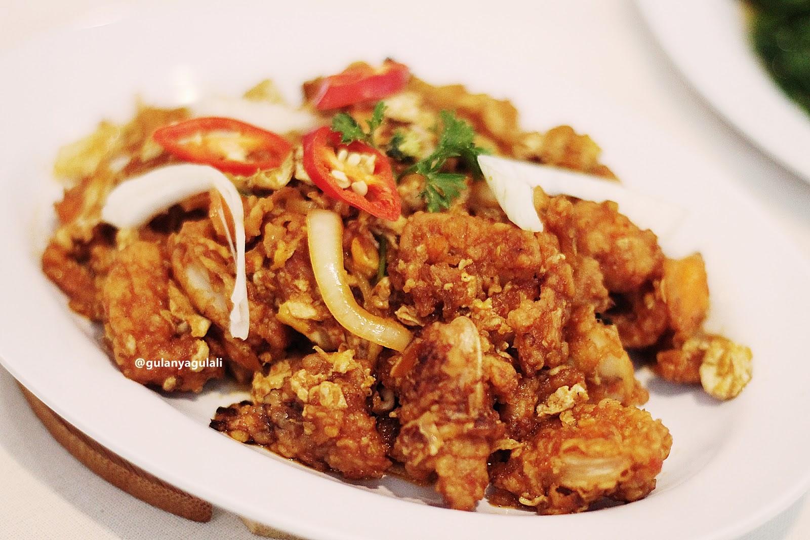 Jamuan Samudra - Restoran Seafood Enak Kaya Rempah di