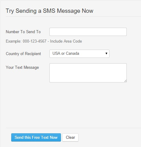 Manish Hacks: How to send a Spoofed Text Message