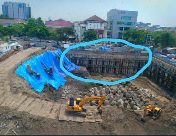 Penjelasan Resmi Penyebab Amblesnya Jalan Gubeng di Surabaya, Ulah Manusia?