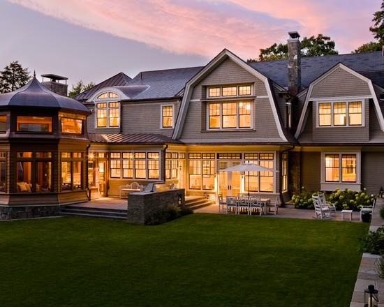 Desain Rumah Gaya Belanda