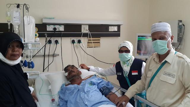 Innalillahi, Sudah 17 Orang Jamaah Haji Aceh Meninggal Dunia