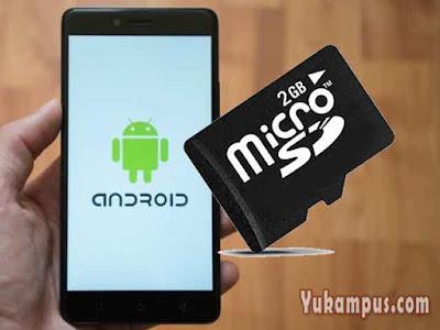 cara mengembalikan file yang terhapus di memory card android