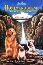 Watch Homeward Bound: The Incredible Journey (1993) Megavideo Movie Online