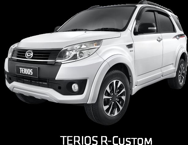 Daftar Harga Mobil Daihatsu Terios Terbaru 2016