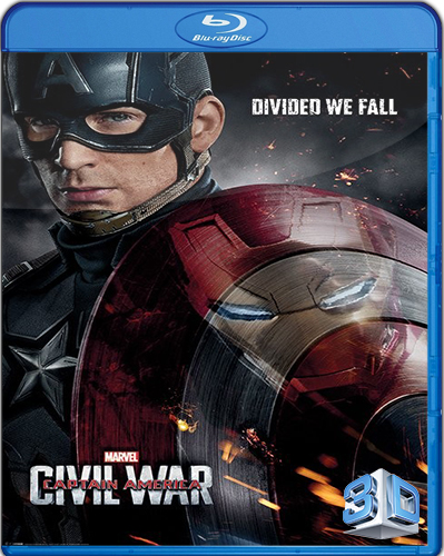 Captain America: Civil War [2016] [BD50] [3D] [Latino]
