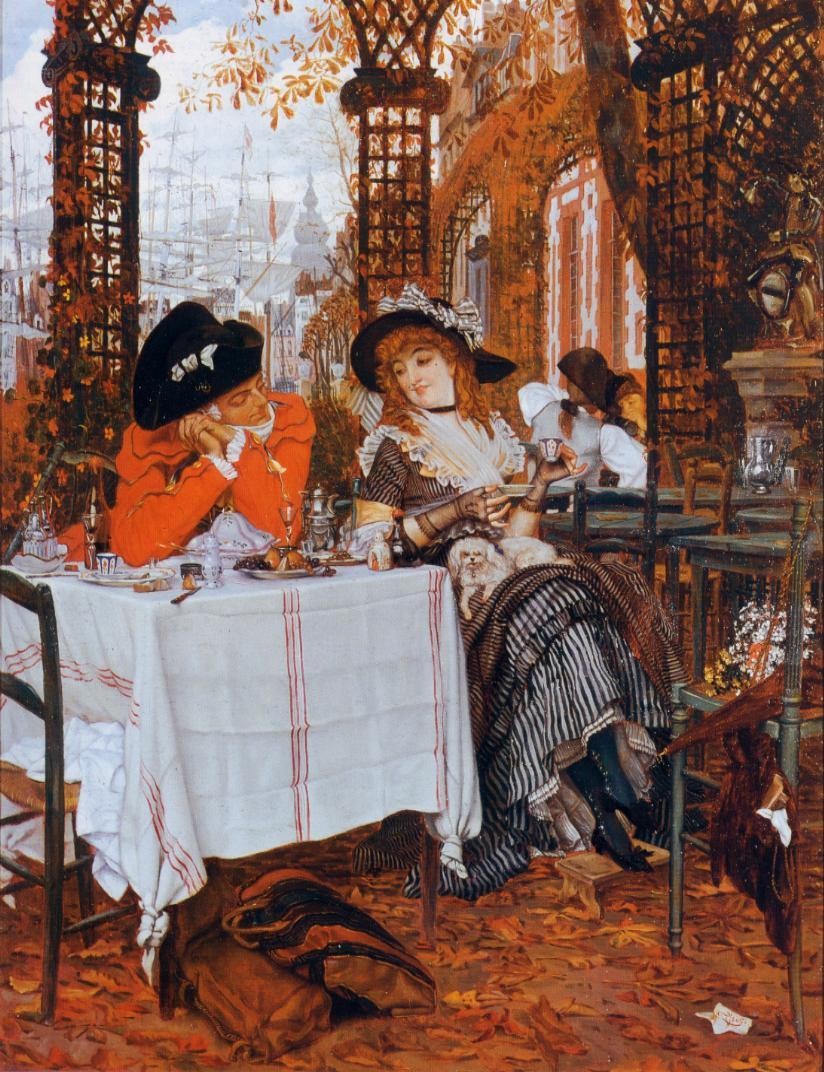 James Tissot     French Plein Air painter   Tutt'Art@ ()