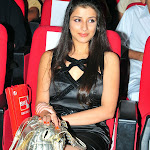 Madhurima in Black Mini Skirt Stills
