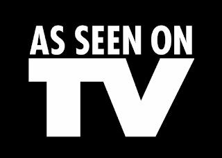 As seen on TV Logo Vector