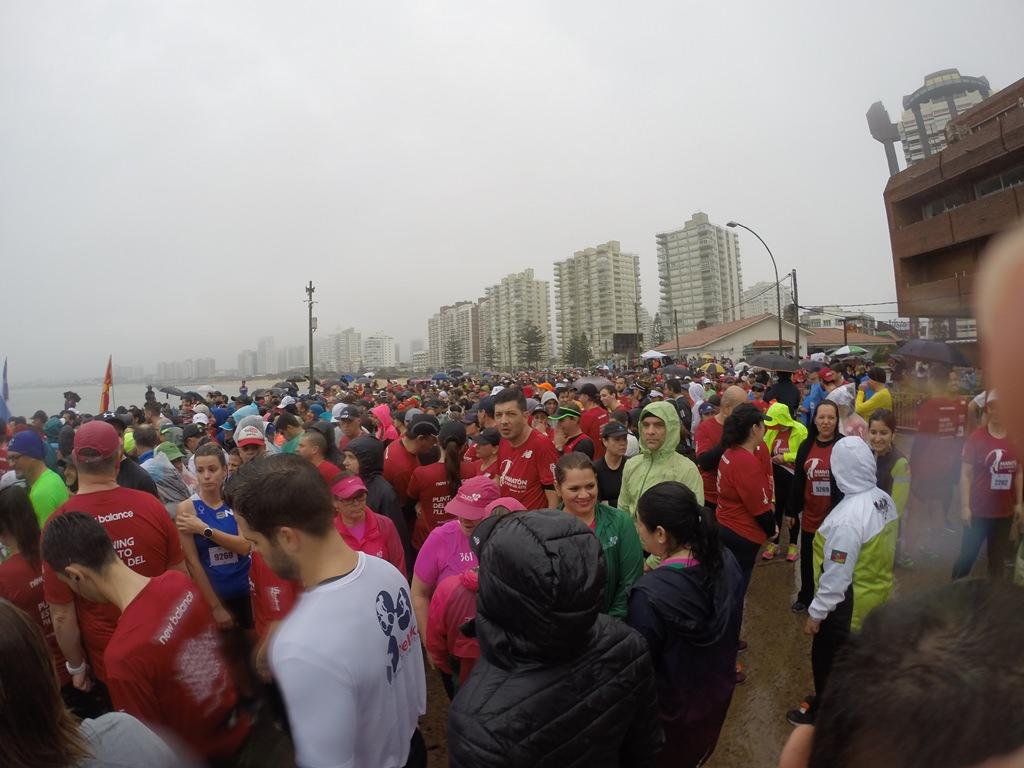 Meia Maratona de Punta del Este, por Cid Bauer