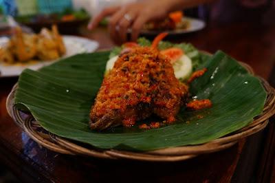 Ayam Bakar Makassar