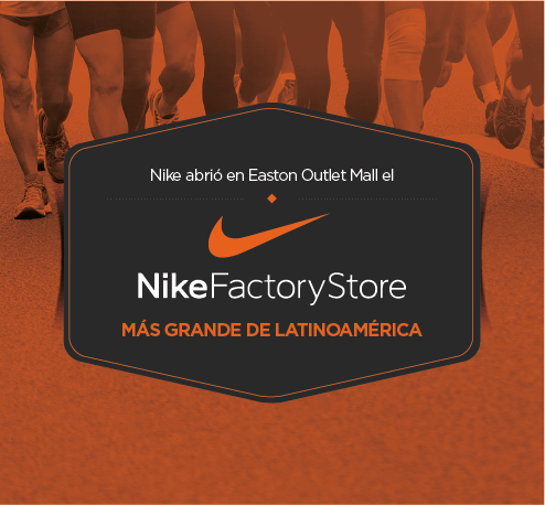 NIKE FACTORY STORE EN EASTON OUTLET MALL