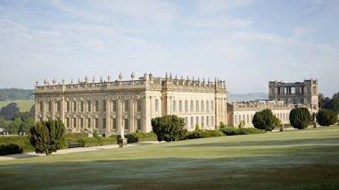 Un paseo por Chatsworth House, la sede del nuevo RHS Flower Show en 2017