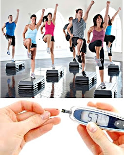 Beneficios ejercicio diabetes