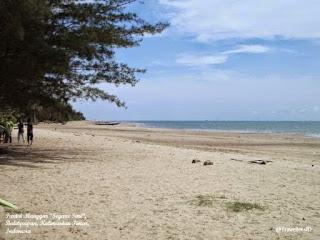 Jlcapilla Pantai Manggar Segara Sari Wisata Pantai