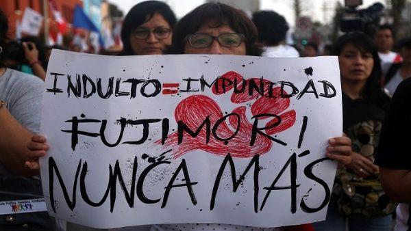 Defensoría insiste en revisar expediente sobre indulto a Fujimori