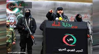 الحرس القومي العربي ذراع إيرانية لقتل السوريين