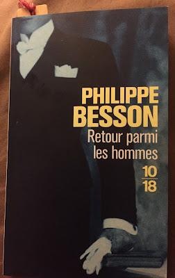 Retour parmi les hommes - Philippe Besson