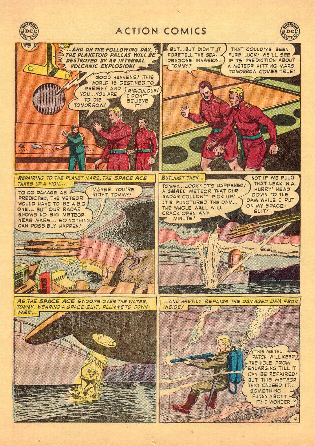 Action Comics (1938) 170 Page 19