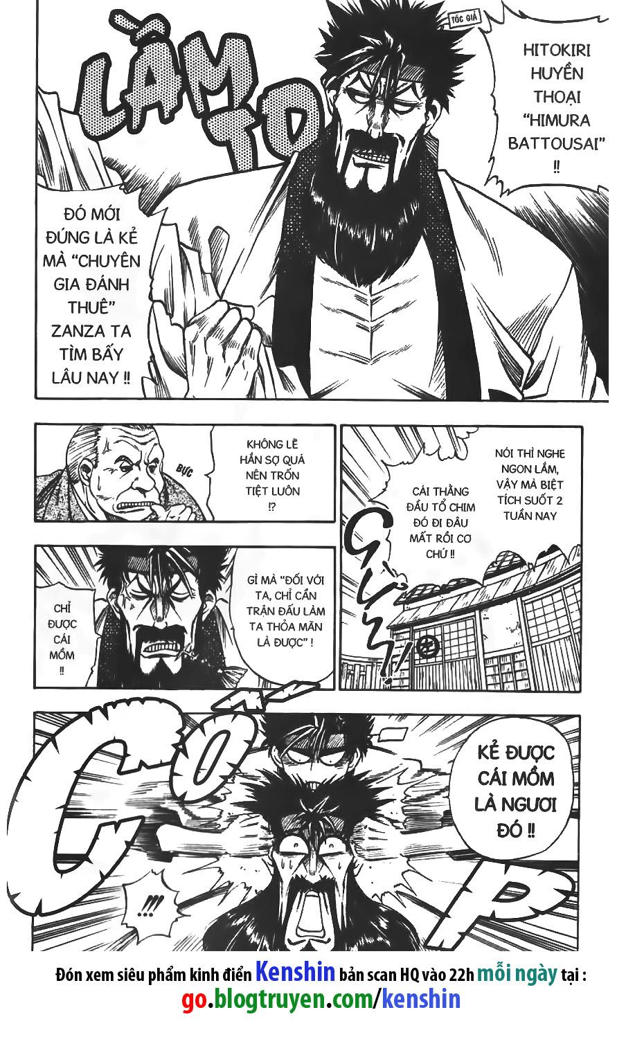 Rurouni Kenshin chap 6 trang 3
