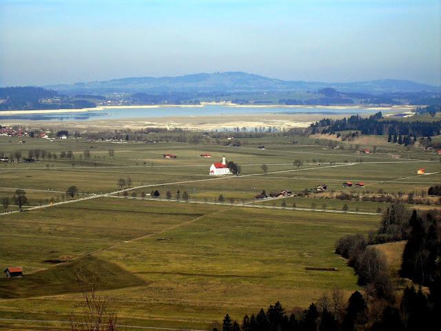 campos de Baviera