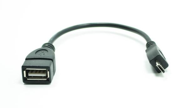 الكابل المستخدم لتوصيل فلاشة للأجهزة الذكية