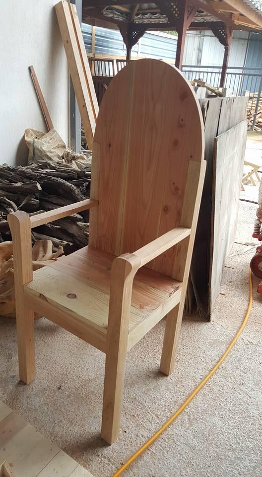 Ini Kerusi Santai Untuk Berkhelah