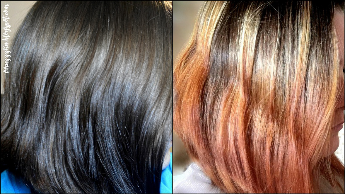 Крем-краска для волос осветляющая - L'Oréal Paris Colorista Effect Ombre