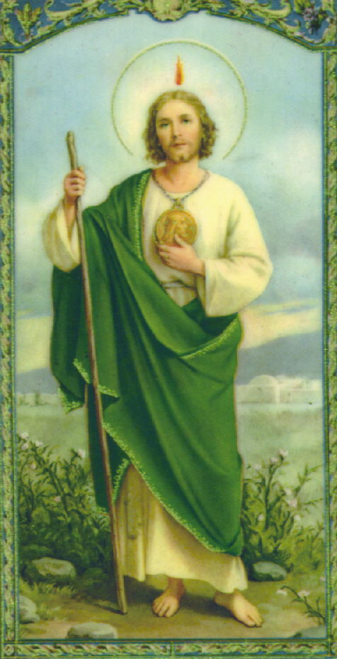 Archangel Michael Hd Wallpaper Caput Mundi Saint Jude Thaddeus