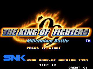The King of Fighters 99 PC Game Free Download