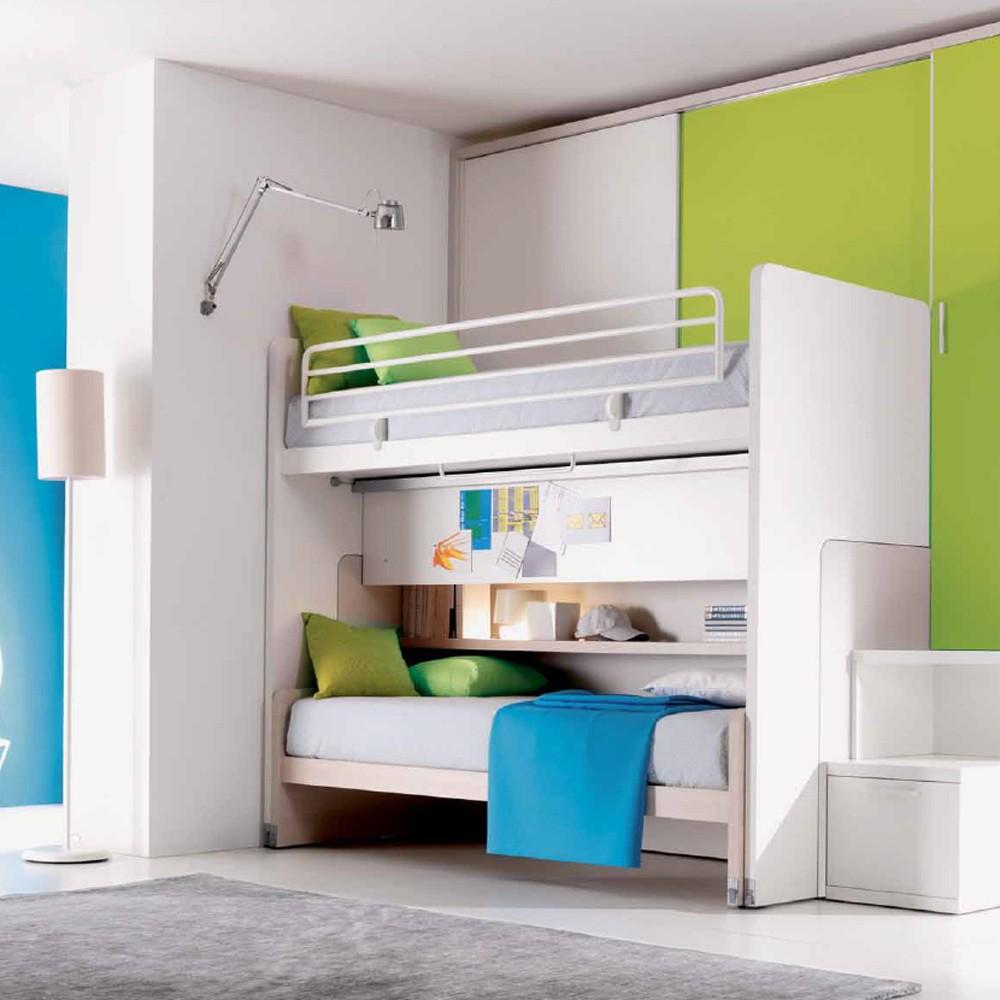 Bonetti camerette bonetti bedrooms camerette salvaspazio for Camera bambini ikea