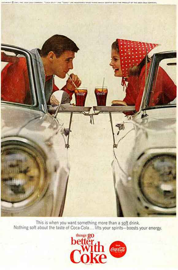 Coca Cola Advertising From Early 1900 To 1980 Desiznworld