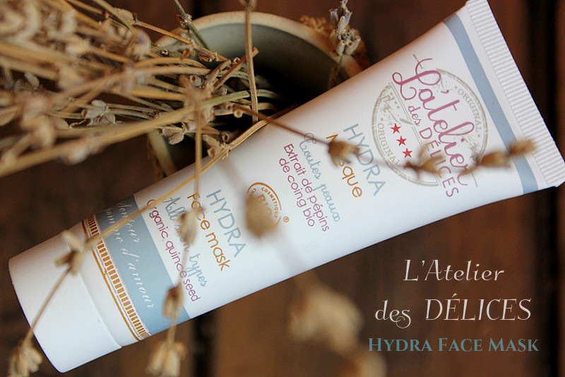 Отзыв: «Лакомство» для кожи – Увлажняющая маска Гидра L'Atelier des DÉLICES Hydra Face Mask.